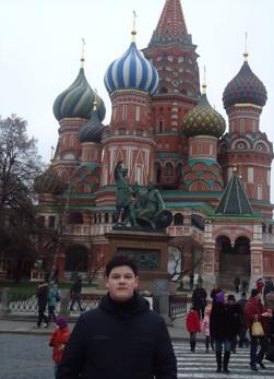 Abashin Dmitry