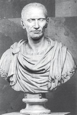 """Созиген - александрийский астроном, создатель """"юлианского"""" календаря, принятого Юлием Цезарем в 42 г. до н.э."""