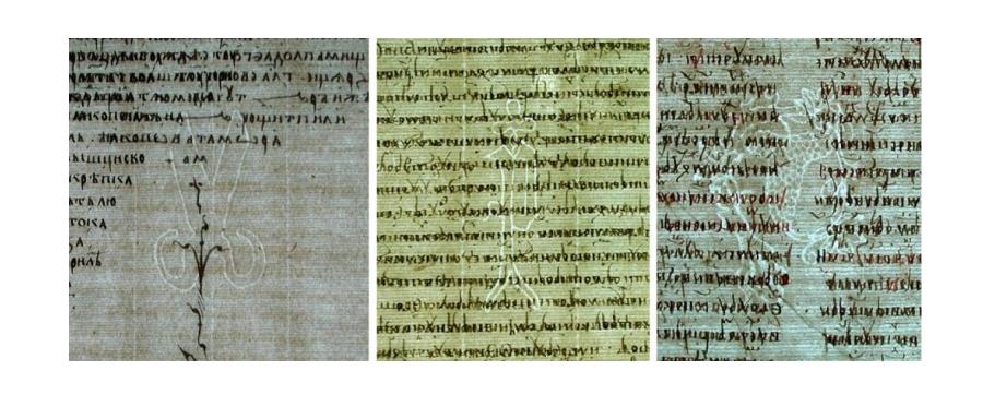 Водяные знаки средневековых памятников