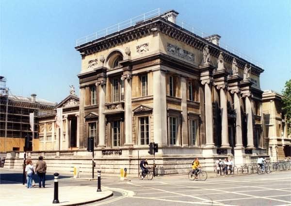 Музей Ашмолеан