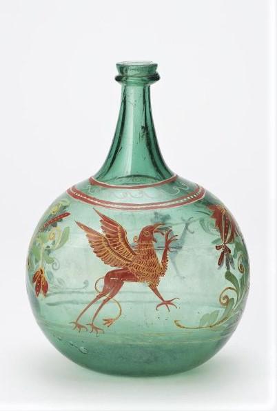 Бутыль, серединаXVIII века