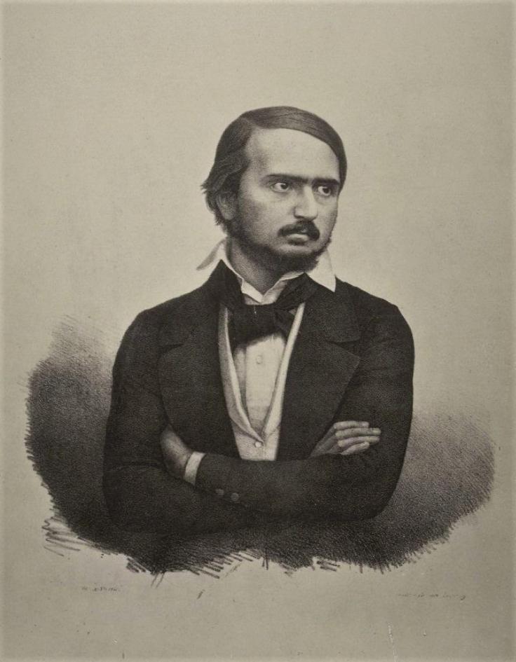 Гервег Георг, середина XIX в.