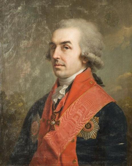 Портрет Петра Ивановича Новосильцева. Художник В.Л. Боровиковский. Источник: