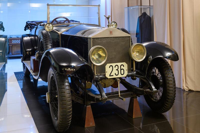 """Автомобиль """"Роллс-Ройс"""", бывший в распоряжении В.И.Ленина. Великобритания. 1922"""