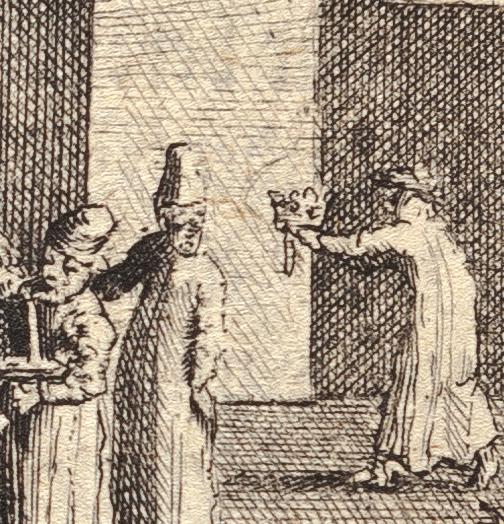 К невесте подносили «кику» – головной убор замужней женщины.