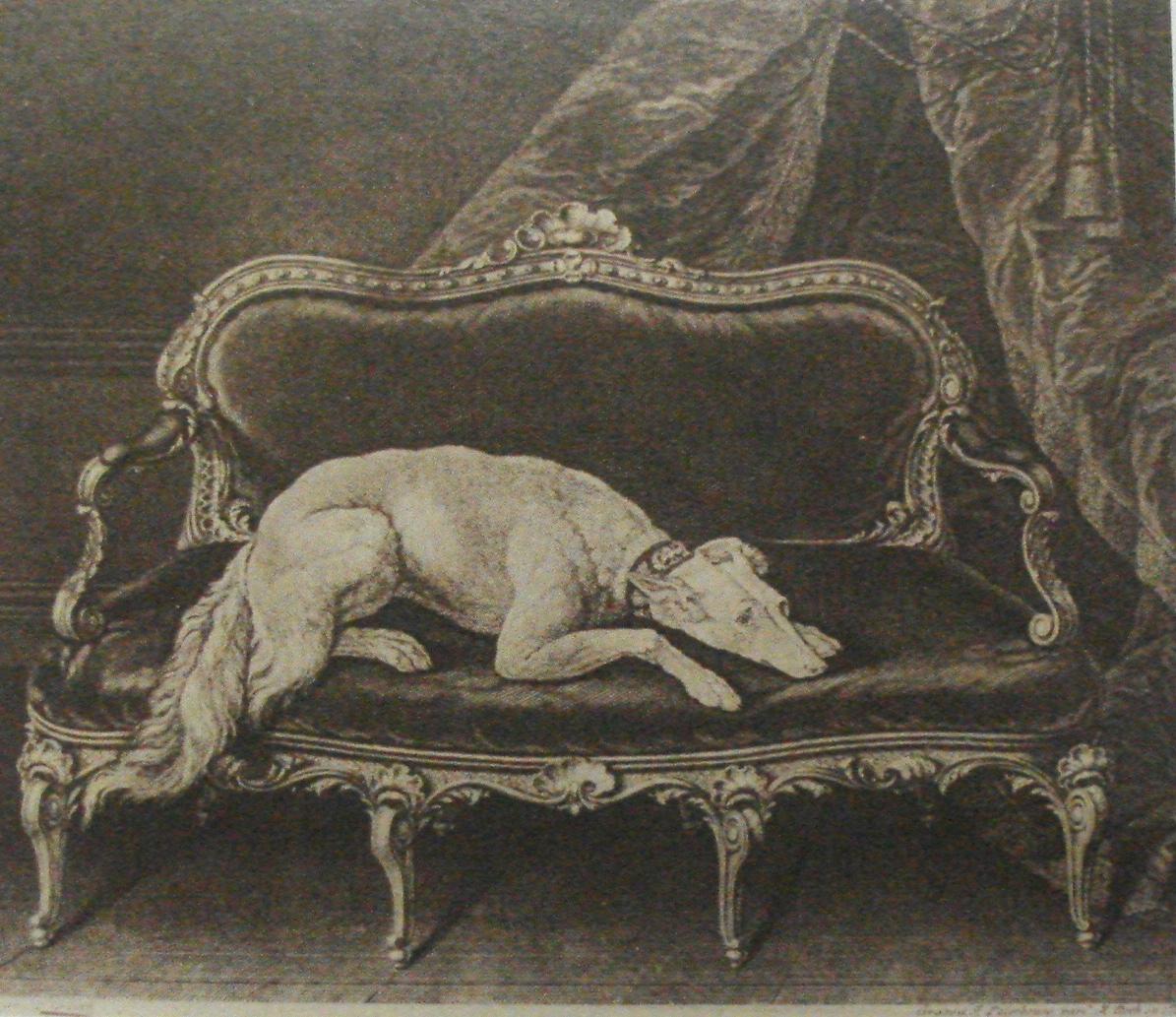 Кристоф Рот. Гравюра. 1767 г. Частное собрание