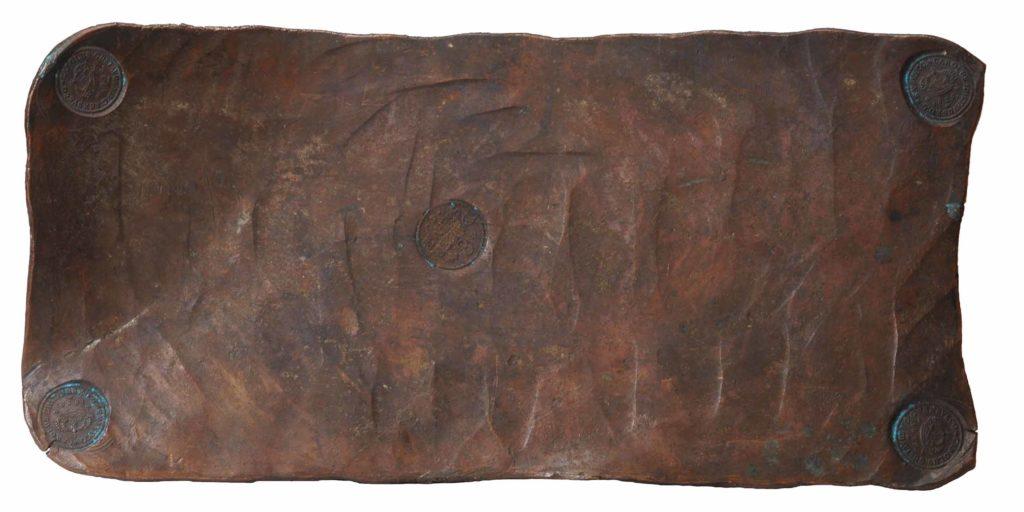 1 далер серебром 1710 г.