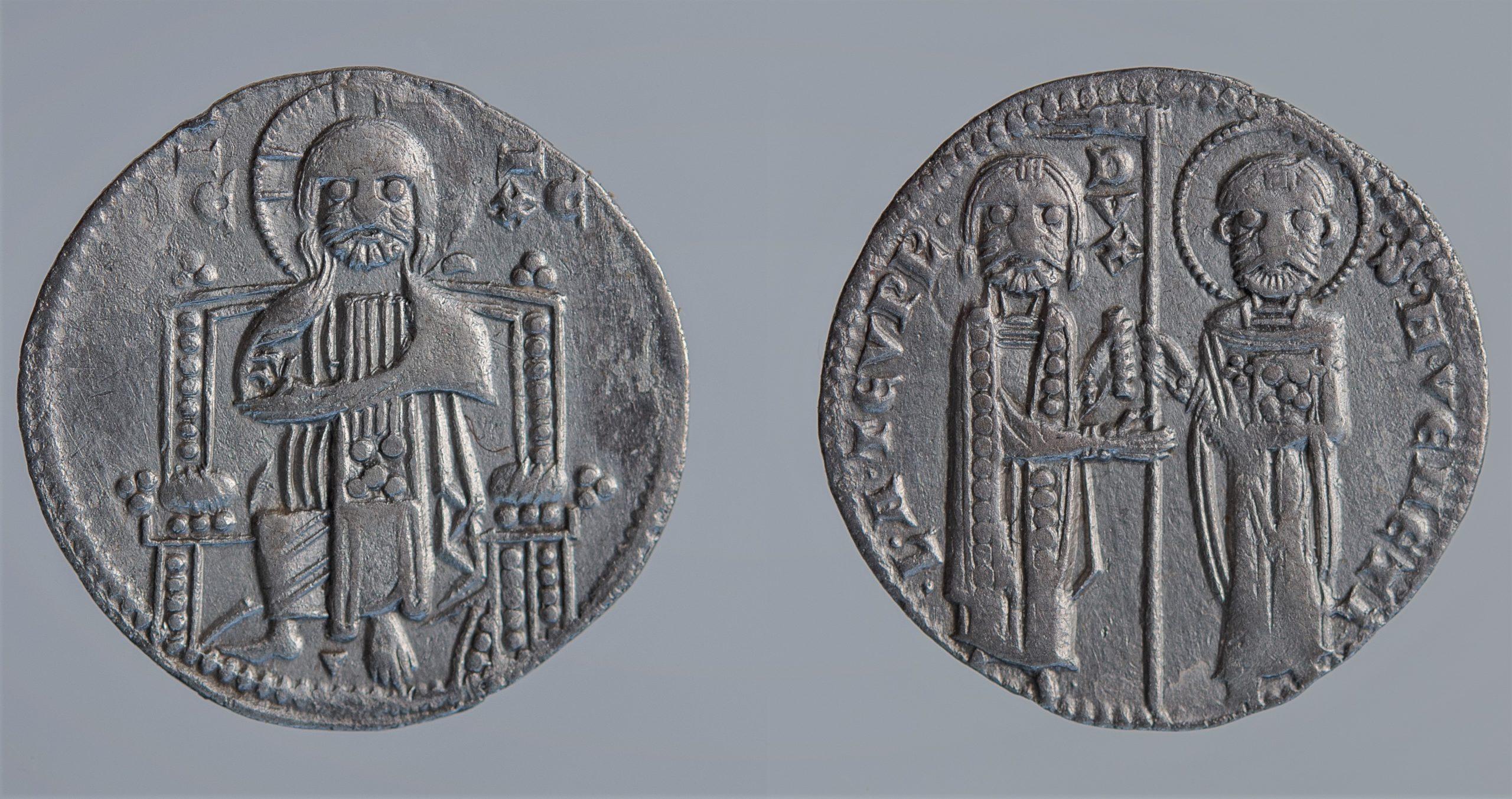 Венеция. Гроссо. Дож Лоренцо Тьеполо. 1268 – 1275.