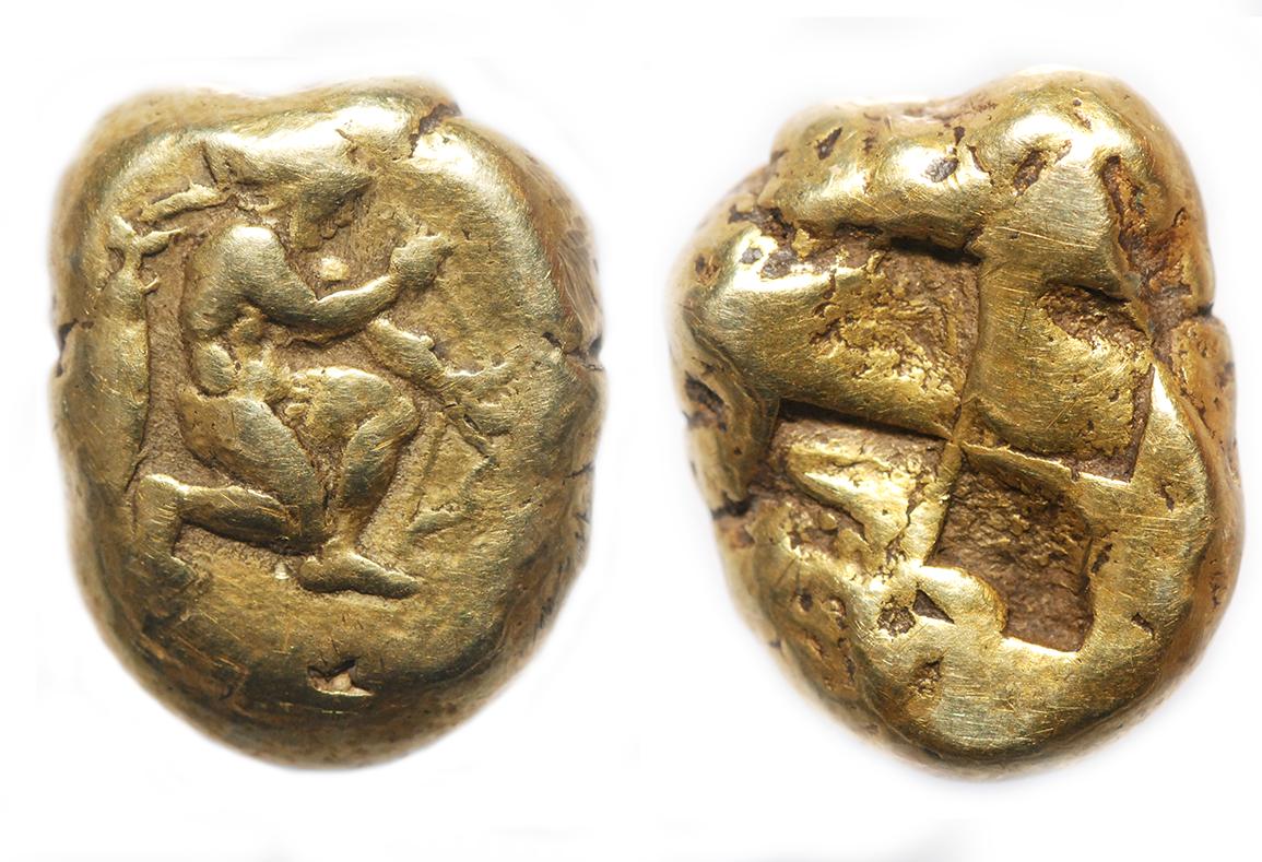 Статер Кизика. 550–475 гг. до н.э.