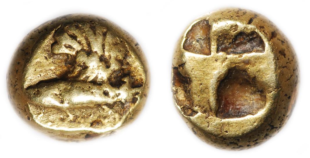 Гекта Кизика. 550–475 гг. до н.э.