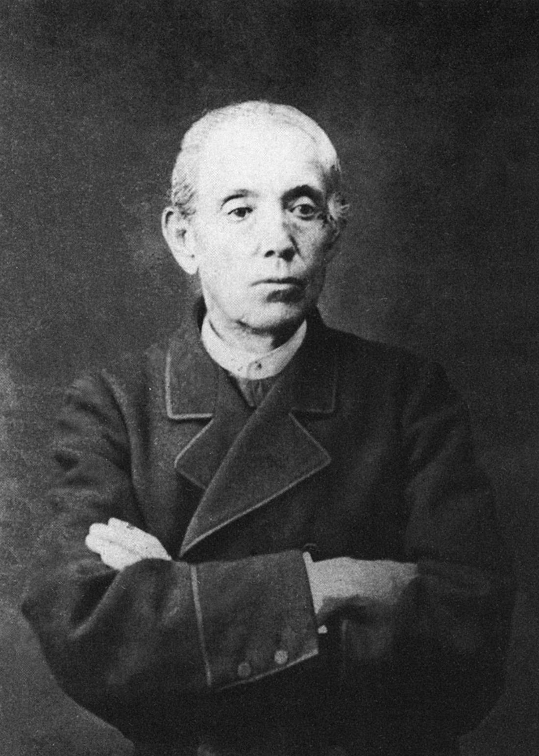 П.О. Бурачков (1815–1894)