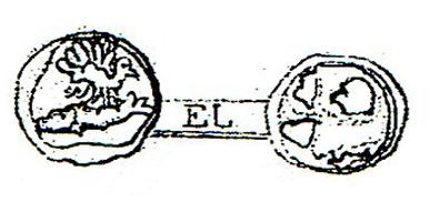 Изображение гекты Кизика на таблице II книги П.О. Бурачкова «Общий каталог…»