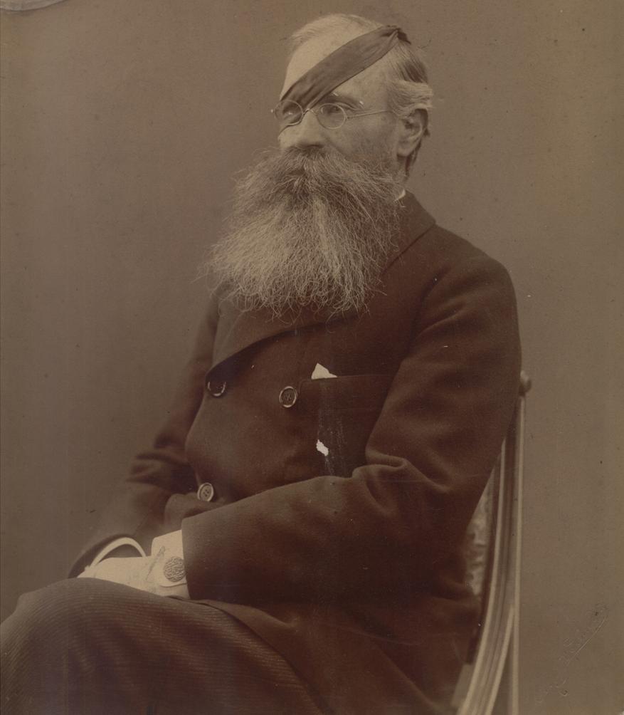 А.Л. Бертье-Делагард (1842–1920)