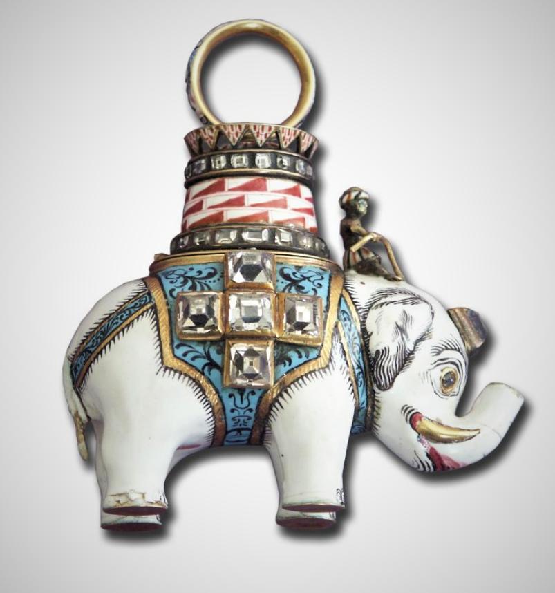 Знак ордена Слона. Кристиансен Н. 1808 г.