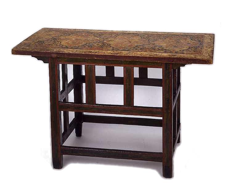Стол. Конец XVII-начало XVIII века