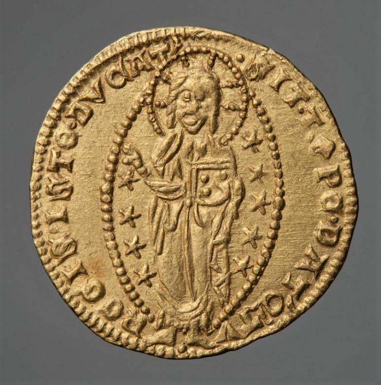 Венеция. Дукат. Дож Андреа Контарини. 1368 – 1382 г.