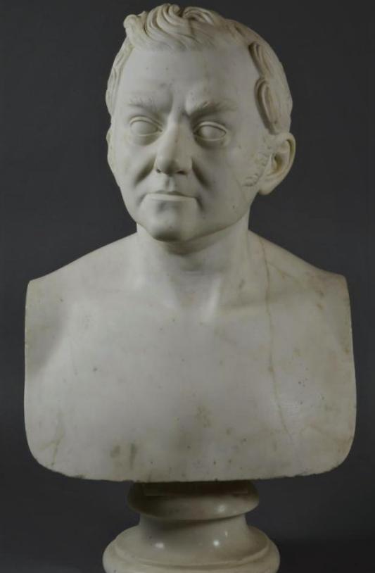 Форни, Г. Портрет адмирала М.П. Лазарева (1788-1851). 1852 г.