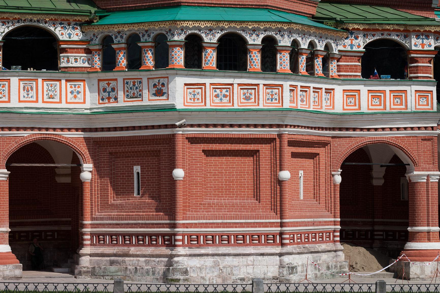 Подклет Покровского собора