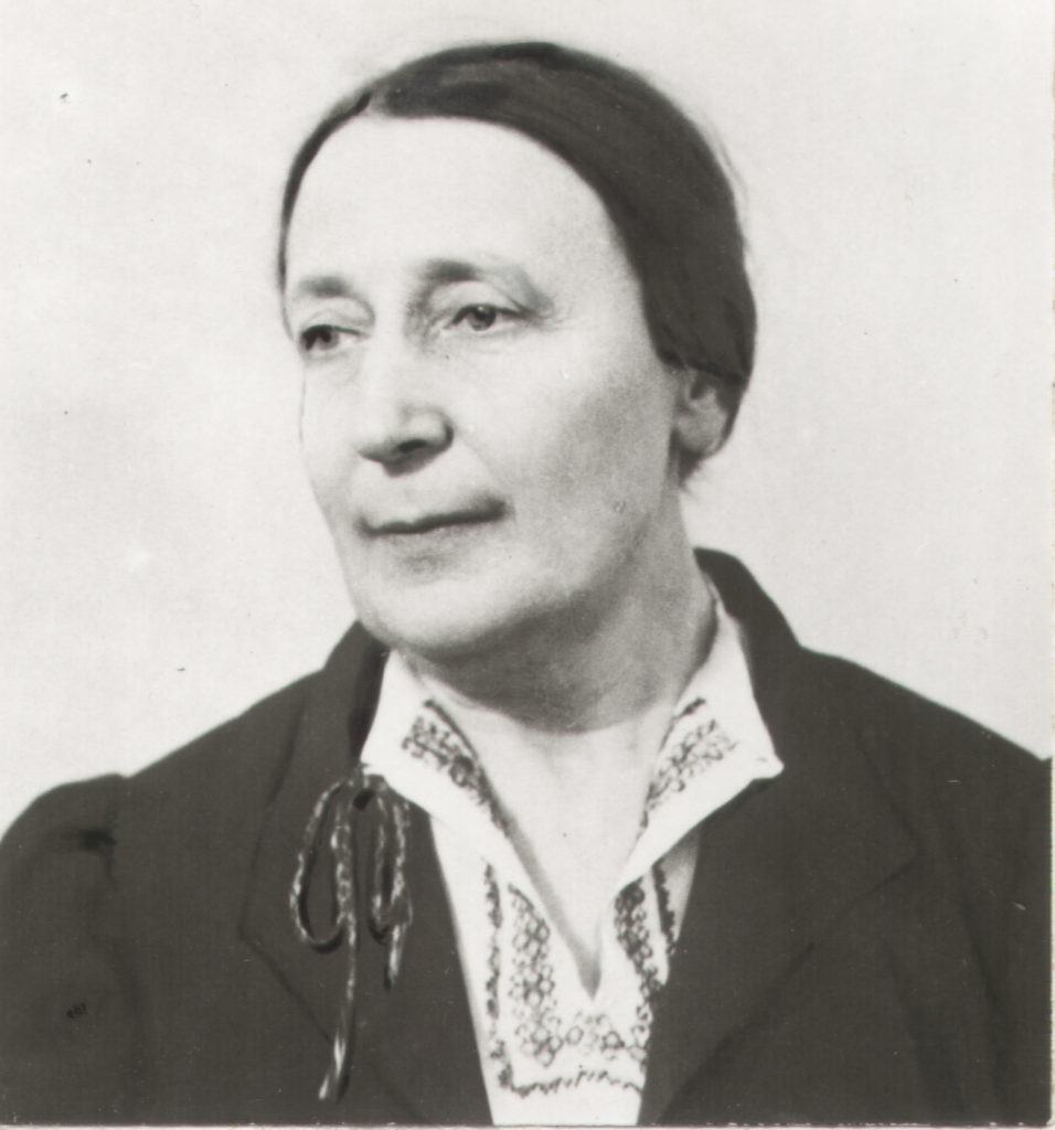 Карпова Анна Самойловна. Директор ГИМ (1940–1961).
