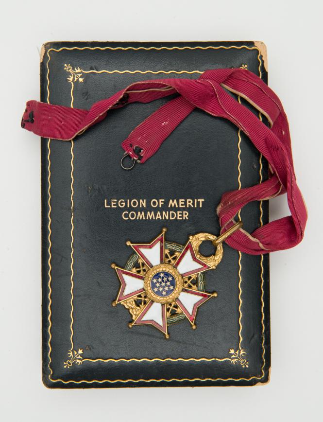 Орден «Легион почета». Степень «Командор». США. 1940-гг.
