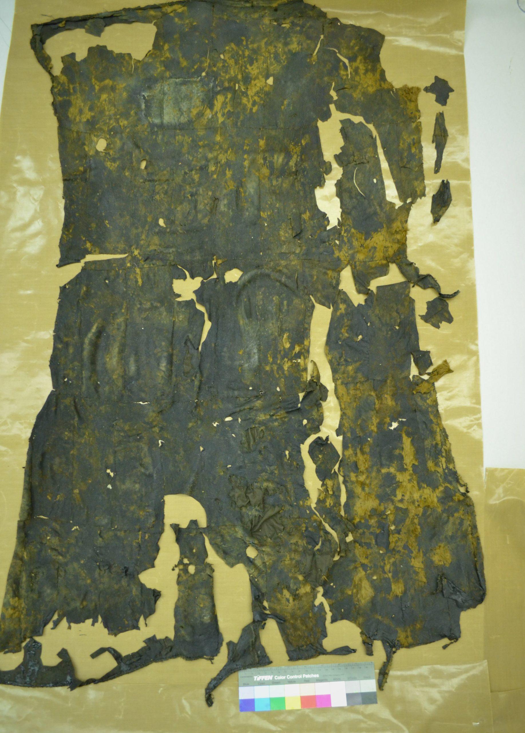 меховая подкладка после консервации