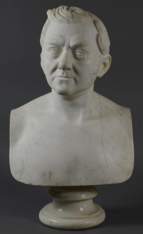 Портрет адмирала М.П. Лазарева (1788-1851). Г. Форни. 1852 г.