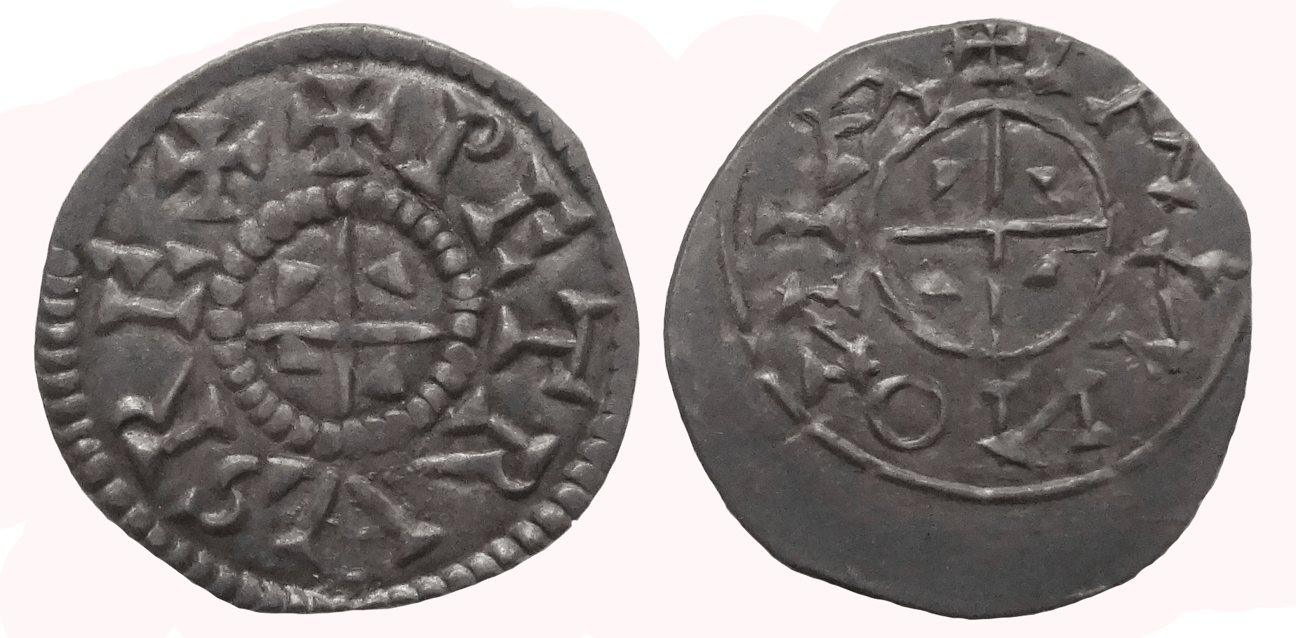 Венгрия. Петра Орсеоло (1038–1041, 1044–1046). Денарий