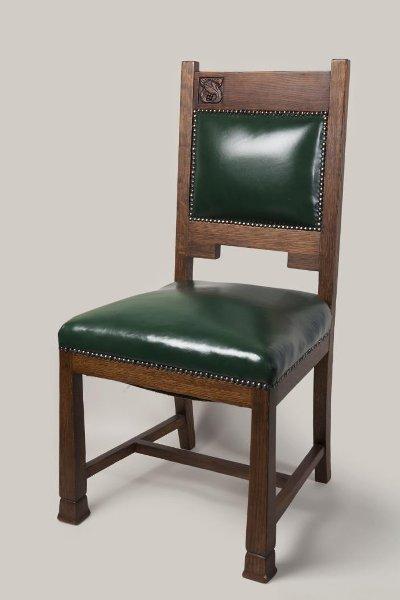 Фабрика мебели и бронзы Мюр и Мерилиз. Стул. Начало ХХ века