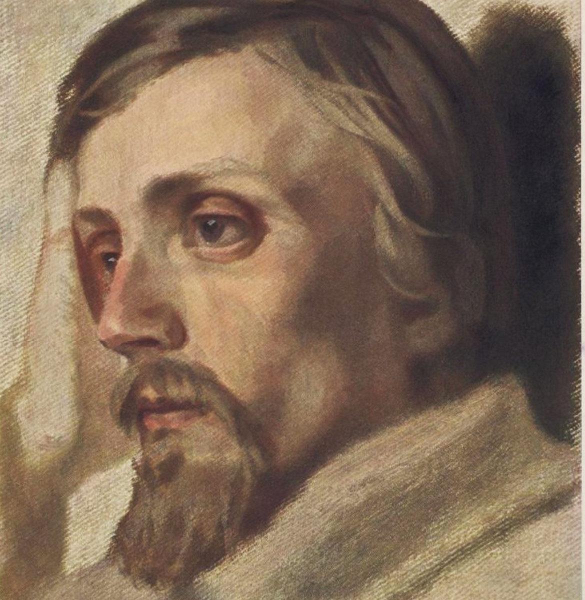 Портрет Белинского В.Г. Начало XX в.