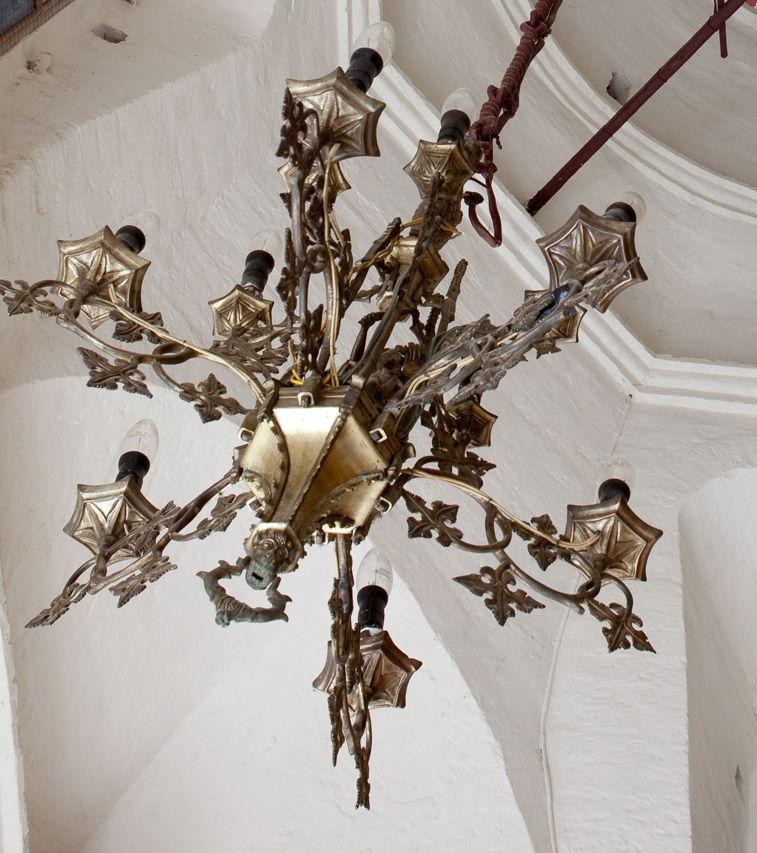 Паникадило церкви Варлаама Хутынского