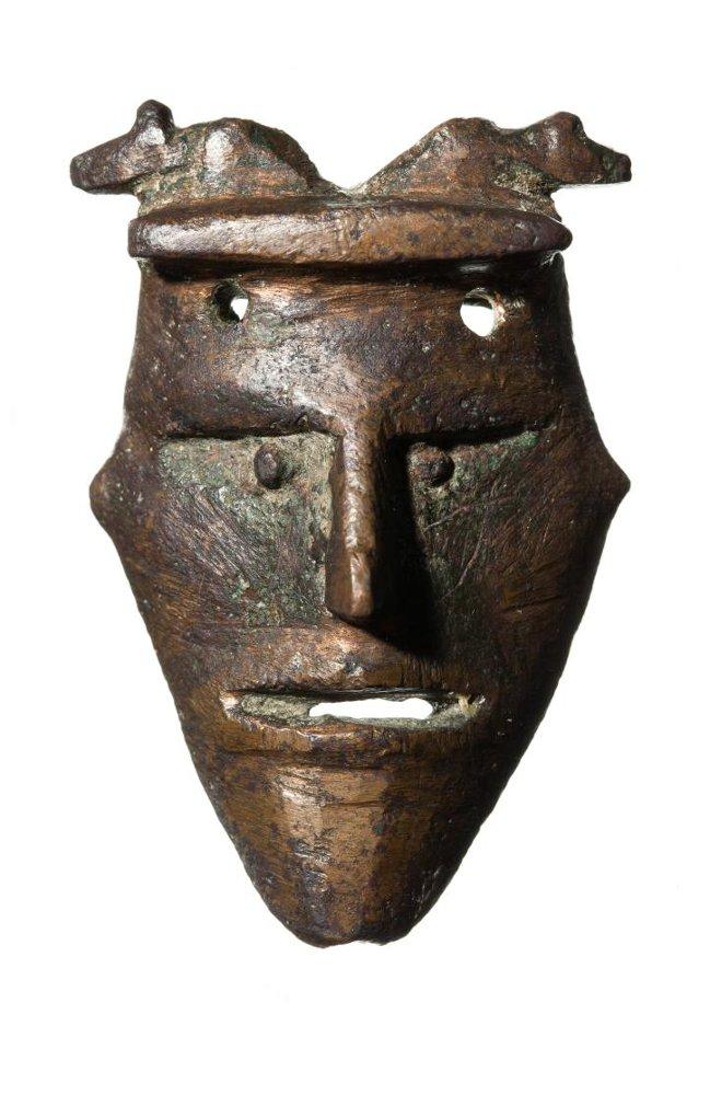 Маска. Рубеж III–II тыс. до н. э.