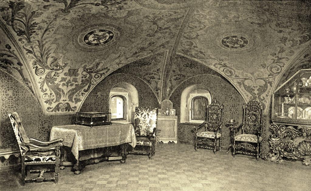 Крестовая палата. Фото 1913 г.