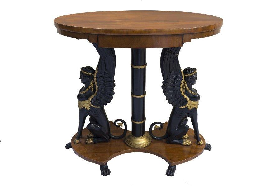 Стол преддиванный. Первая четверть XIX века