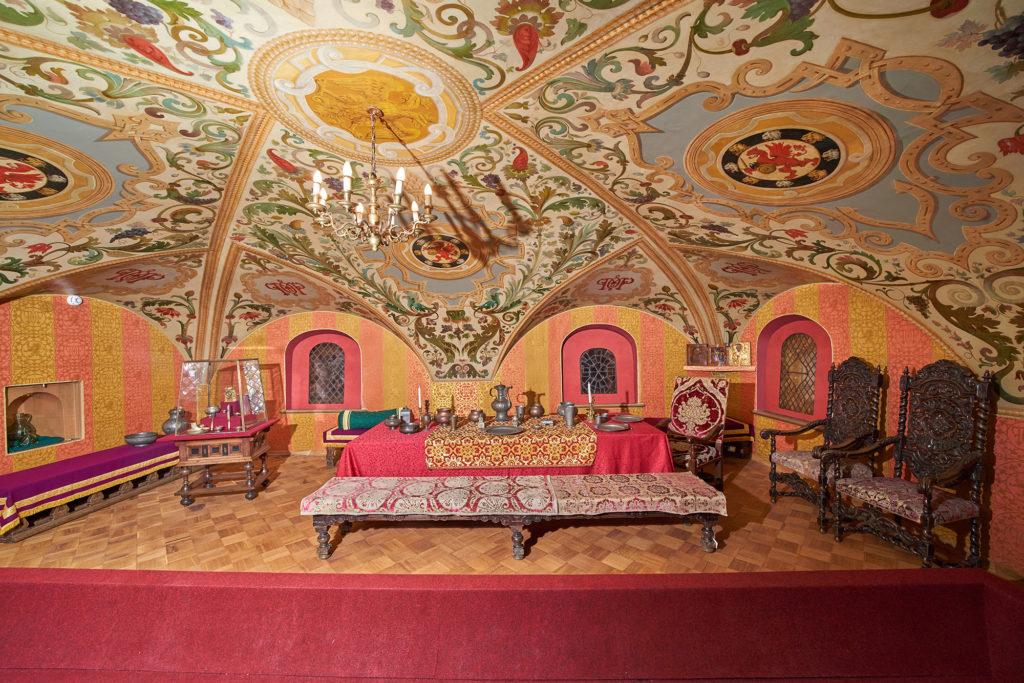 Трапезная палата. Современное фото