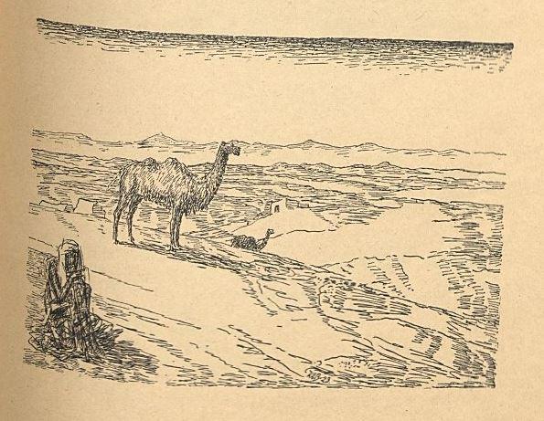 Самаркандия : Из путевых набросков 1921 г. /  Рис. К.С. Петров-Водкин
