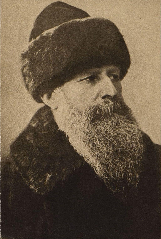 Портрет В.В. Верещагина