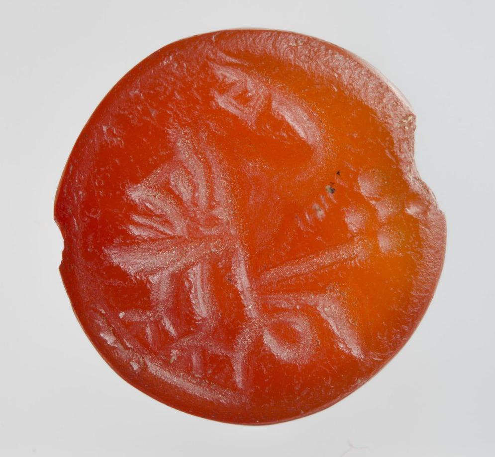 Гемма с комбинированным изображением. I—III вв. н.э. Ольвия
