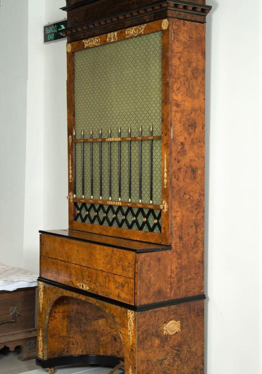 Фортепьяно. Первая половина XIX века