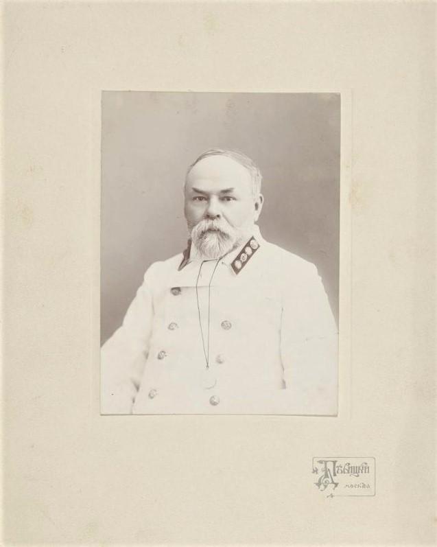 Щукин Петр Иванович. Неизвестный фотограф. Левицкий Д. (?). 1900-е гг.