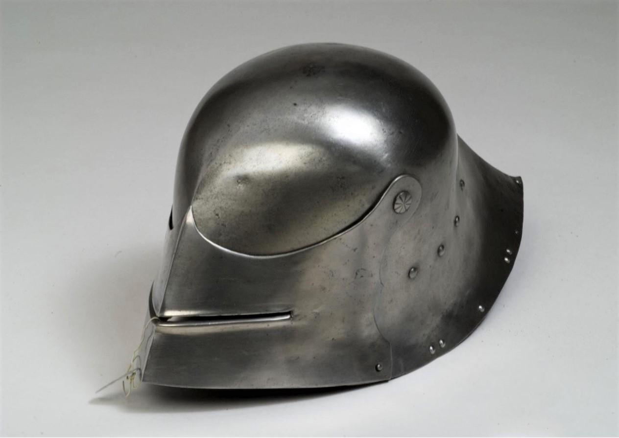 Шлем Салад (Шаллер, Schaller). Конец XV в.