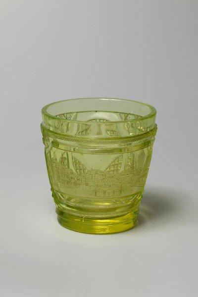 Стакан. Императорский стекляный завод (?). 1830-е гг.